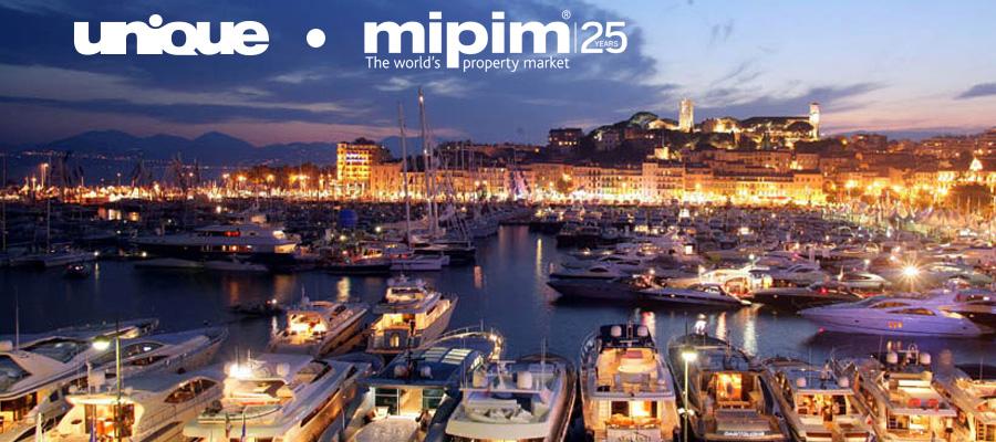 uniqueAT at MIPIM in Cannes