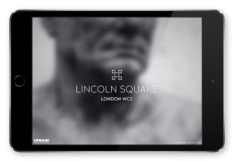 Lincoln Square Marketing App