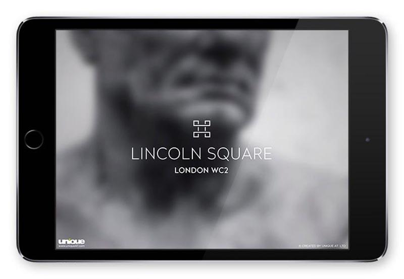 Lincoln Square Marketing App