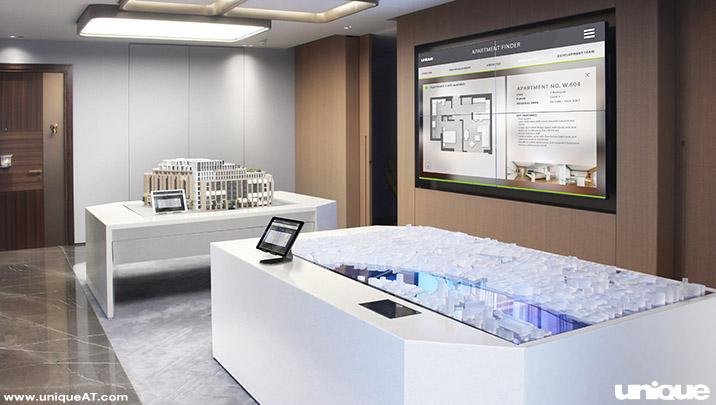 Lincoln Square Interactive Model - London WC2 ...