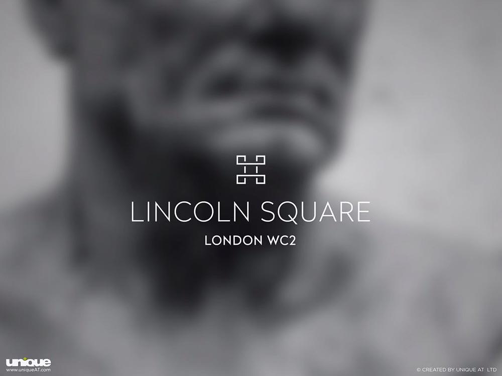 Lincoln Square Marketing App - architectural presentations