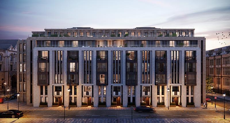 Lincoln Square Interactive Model – London WC2