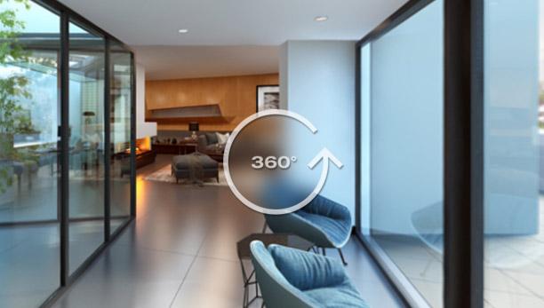V house 360