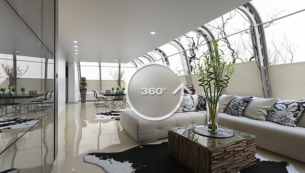 london penthouse panorama 360