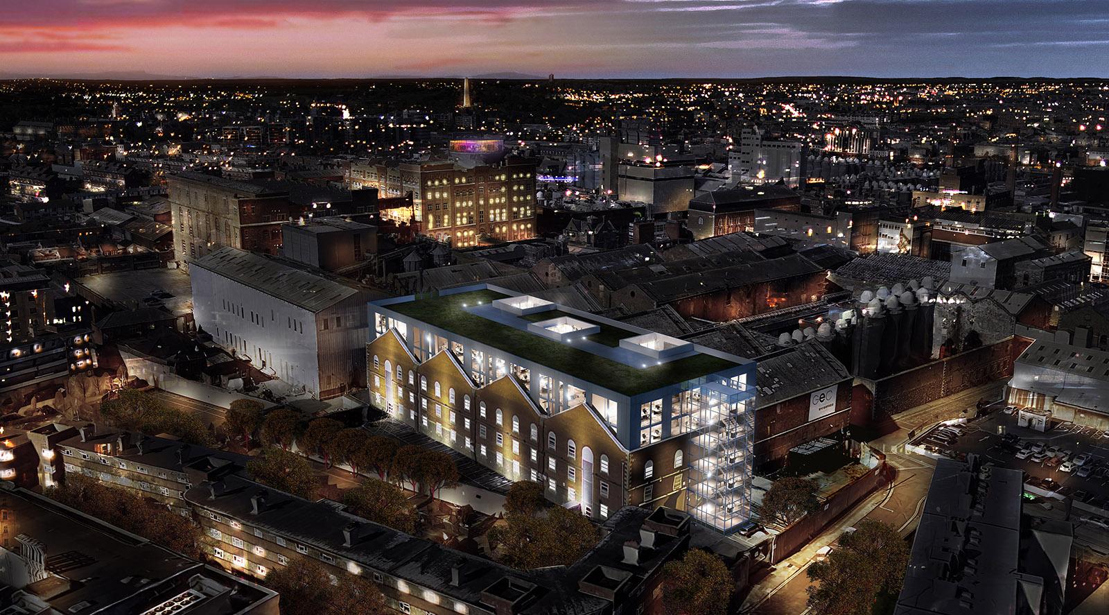 Guinness Enterprise Centre €10m expansion